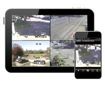 Remote Access CCTV Camera CCTV Systems