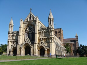 St. Albans Cathedral - close to HEnry Gates Security Services