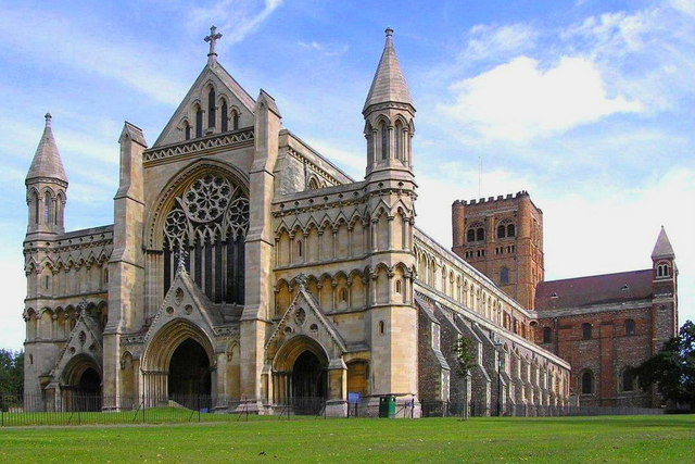 St. Albans Abbey - Henry gates Security Systems